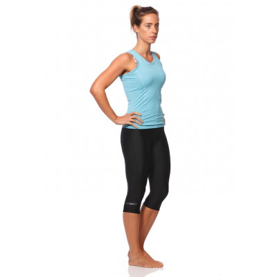 Womens 3/4 Compression Bike Pants