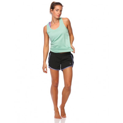 Womens Running Shorts - Viola