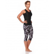 3/4 Compression Bike Tights - Evie