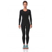 Womens Thermal Long Sleeve Compression Top
