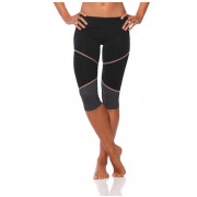 3/4 Running Tights - Luxe